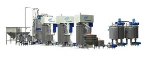 Continuous milling solutions
