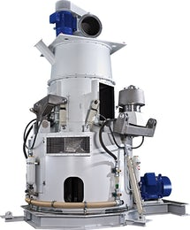 Table roller mill