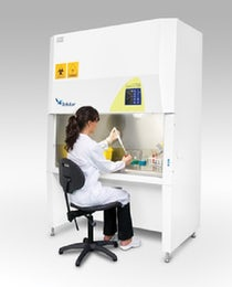Biosafety cabinet class II for cytotoxic medicines