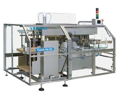 Case packer for cartons and bundles