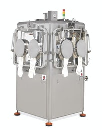 Contained capsule filler
