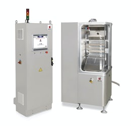 Industrial capsule checkweigher