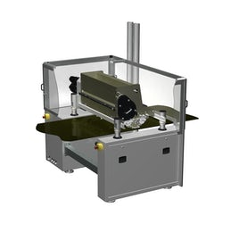Depositor for bakery products with vertical head movement
