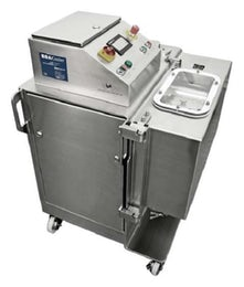 Laboratory GMP cooler for hot melt extrusion