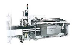 Pharmaceutical and cosmetic industry products cartoner