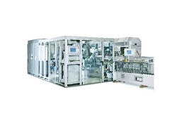 High speed automatic tube filler