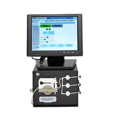 Entry-level automated online sampling system
