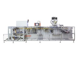 High-Speed Pouch Packaging Machine