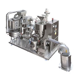 R&D roaster for cocoa beans
