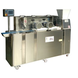 Entry-level cereal bar making machine
