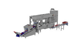 Automated multipack machine