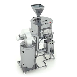 Entry-level infrared nut drying machine