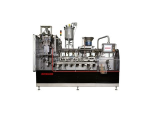 Pouch packing equipment