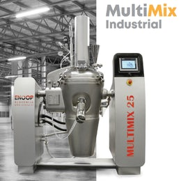 Universal mixer and cooker for sauces