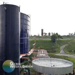 Advanced anaerobic digestion with external separation
