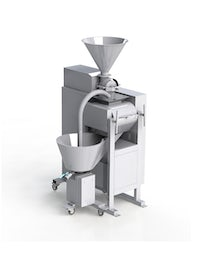 Entry level bean to bar line