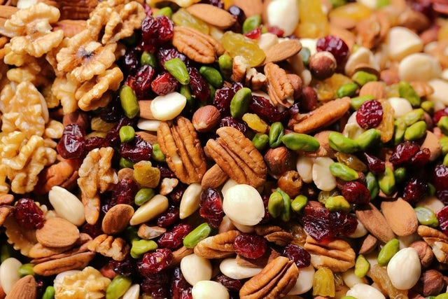 Beyond crunchiness: nuts found new roles in plant-based milk