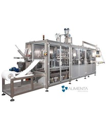 Standard FFS machine for spreads and sauces in mini portions