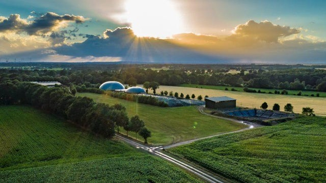 Biomethane is the energy of the future