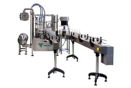 Automatic bottling machine for beverage