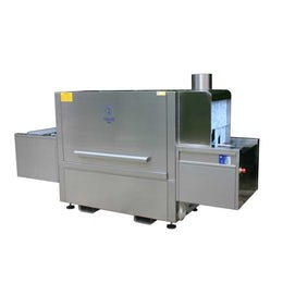 Food crates washer