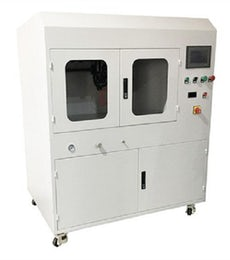 Ultrasonic spraying system for medium and large scale coating