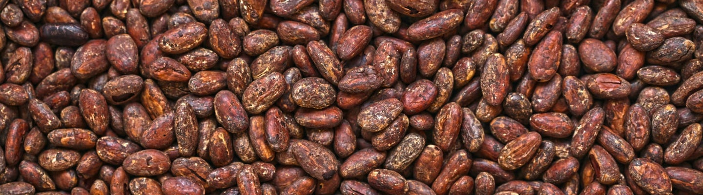 Let's make cocoa beans