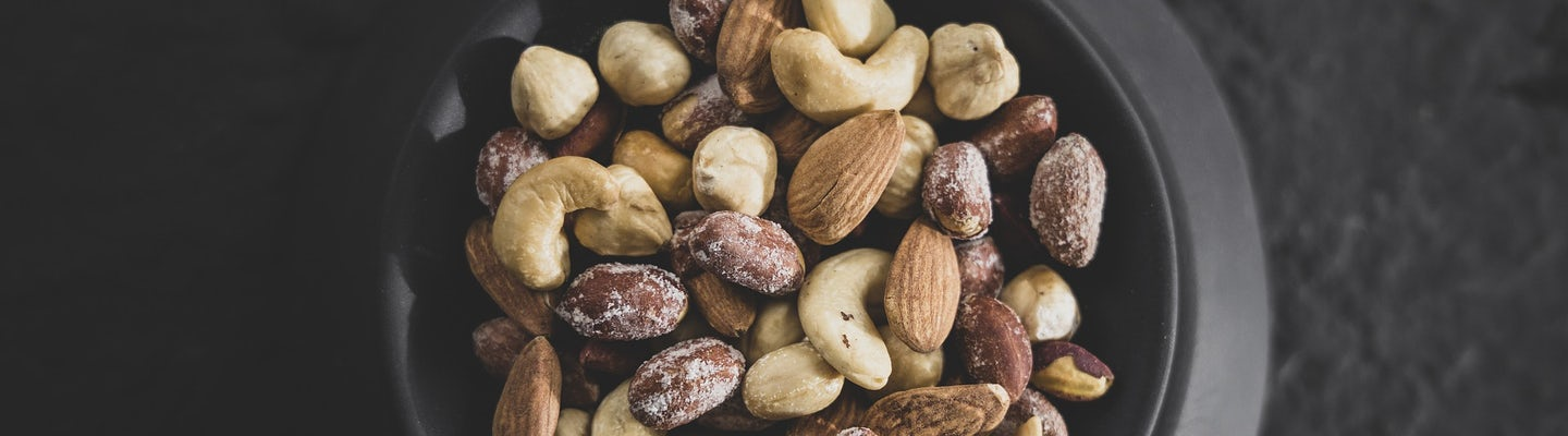 Let's make mixed nuts