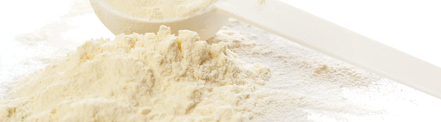 Let's make whey protein!