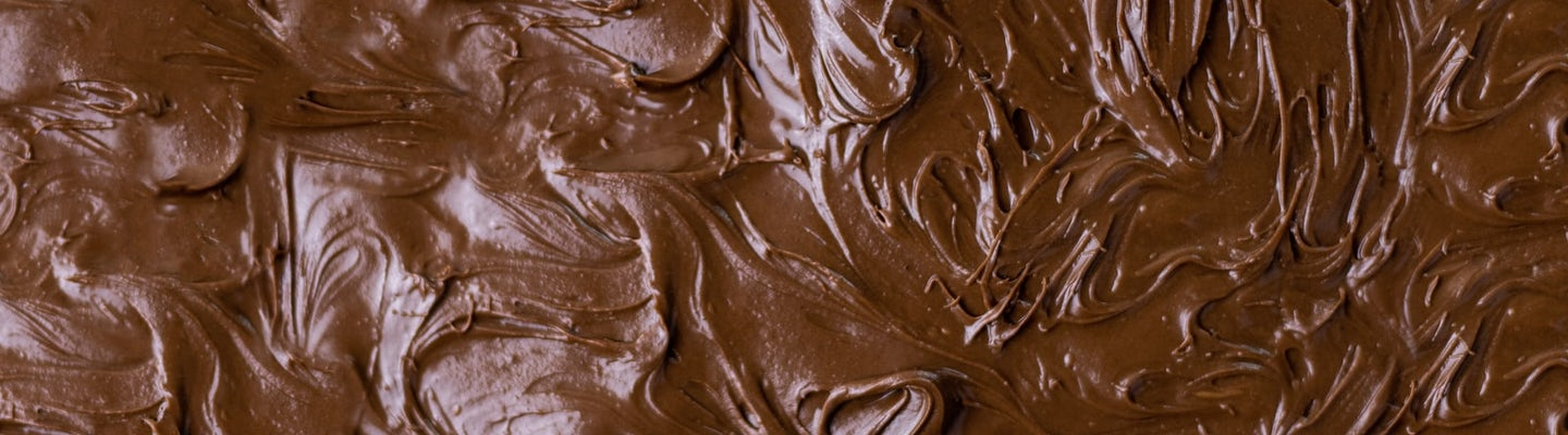 Let's make chocolate spread